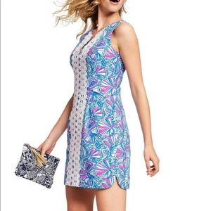 Lilly Pulitzer for Target Hand Painted Mini Dress